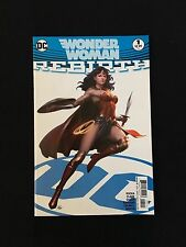 Wonder Woman #1 DC Rebirth 1st Print Sold Out Hard To Find! New Movie!