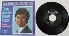 Bernd Apitz: DEINE HIMMELBLAUEN AUGEN. von 1969