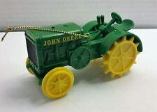 John Deere Tractor Chrismas Ornament Diesel 'Kurt S. Adler'