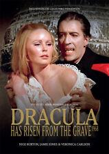 Dracula Has Risen From the Grave 1968 Hammer horror movie magazine