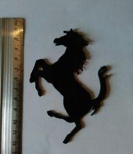 Ferrari  stemma cavallino in pelle