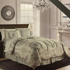 Fairfield Square 8 PIECE FULL BED ENSEMBLE -