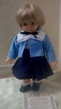 """Engel Kinder Puppen Doll made n Germany 17"""" Blonde in Adorable Outfit New no Box"""