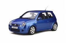 Otto Models 315 VOLKSWAGEN VW Lupo GTI 1.6 L 16V 2000 blue 1:18 limited 1/1500
