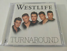 Westlife - Turnaround (CD Album 2003) Used Very Good