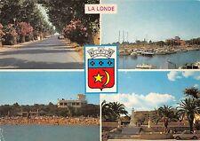 BR28261 La londe l avenue de la mer le port france