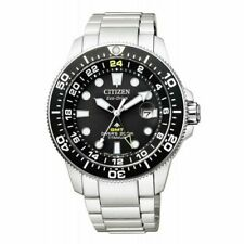 Citizen Bj7110-89e Promaster Marine Men's Watch - Silver/Black