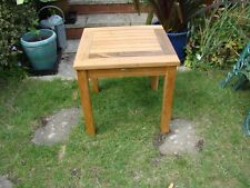 Hardwood Canterbury Collection Coffee Side Table Stool Patio Garden Furniture