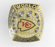 9pcs 2019 2020 Kansas City Chiefs  American Football Team Ring