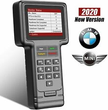 OBD2 Scanner for BMW Mini[2020 Version], Full System BM Code Reader Automotive S