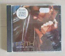 GEORGE MICHAEL - FAITH * * CD Album with 2 bonus tracks WHAM ex cond.