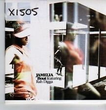 (CV2) Jamelia Featuring Rah Digga, Bout - 2003 DJ CD