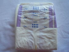 (: Tena Slip Maxi 710510 Small European Adult Diaper Sample 1pc abld brief