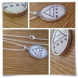 30 seconds to mars Echelon 3STM necklace Triad