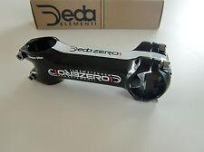 Vástago ZERO1 100mm negro color Deda elementi bicicleta