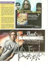 Blink-182, Travis Barker, Pearl Hardware Ad, Jesse James Dupree, Jackyl