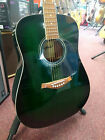 WESTFIELD Forest Green Dreadnought Acoustic Guitar Great Starter Guitar! for sale