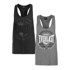Everlast Tanktop S M L XL XXL * Muscle Shirt Stringer Fitness Boxen Golds Gym