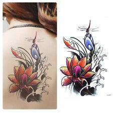 Wasserfest Tattoo Sticker Body Art Tattoo Temporäres Körperkunst Aufkleber