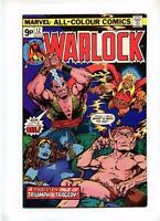 Warlock #12 - Marvel 1976 - FN+ - UK Pence Variant