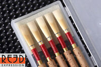 Reed Expression 5X Quality German Style Oboe Reed Medium Soft,Medium,Medium Hard