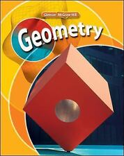 Merrill Geometry: Geometry, Student Edition by McGraw-Hill Staff (2007,...