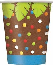 Brown Party Cup