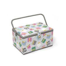 HobbyGift Classic Range Sewing Basket (Xlarge size) Swatches HGXL164
