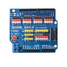 Sensor Shield Expansion Board Shield For V5 Arduino UNO R3 V5.0 Electric Module