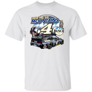 Hot Men's #4 Kevin Harvick Nascar Car 2020 Short Sleeve T-shirt S-5XL