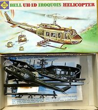 Cloche UH-1D Iroquois Hélioptère Z248 Roco 1:87 Kit de montage jamais-assemblé