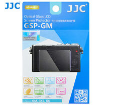 JJC GSP-GM GLASS LCD Screen Protector Film for Panasonic GM1S GX7 G6 GF7 Camera