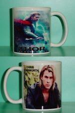 CHRIS HEMSWORTH - Thor - with 2 Photos - Designer Collectible GIFT Mug