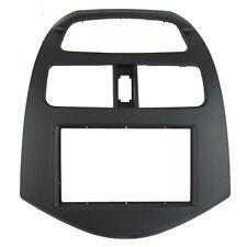 Car Stereo Fascia Dash Panel 2 Din Frame Trim Kit For Chevrolet  Spark 2010-2013