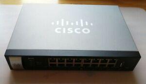 Cisco RV325-K9 Small Business Gigabit Dual WAN VPN Router