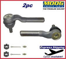 MOOG Tie Rod End SET Outer For 95-97 Ford F250 4WD Kit ES3362L ES3363T
