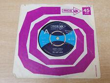"""Ex!!! les boutons de manchette/ROBIN'S WORLD/1970 MCA 7"""" simple/demo"""