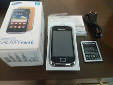 Samsung  Galaxy Mini 2 GT-S6500 - 4GB - Yellow (Ohne Simlock) Smartphone
