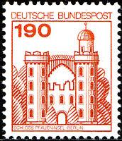 919 postfrisch BRD Bund Deutschland Briefmarke Jahrgang 1977