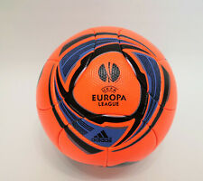adidas Fußball Europa League Saison 2011/2012 Official Matchball Powerorange