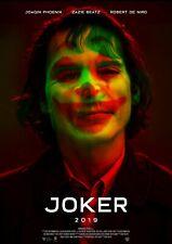 Robert De Niro v8 Joker Movie Poster 24x36 - Joaquin Phoenix Arthur Fleck