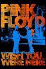 Pink Floyd Wish You were Here Handshaking Laminated Poster 24x36 inches