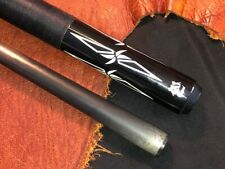 "Royal pool cue with Jacoby ""BLACK"" Carbon Fiber Shaft."