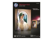 HP Premium plus Fotopapier glänzend 20 Blatt 130x180