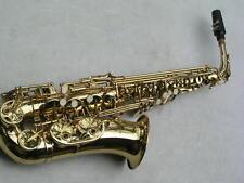 goldenes Saxophon Altsaxophon Startone SAS 75