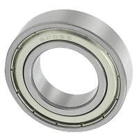 25mm ID 47mm OD 12mm Width Deep Groove Doubleielded Wheel Axle Ball Bearing D2I1