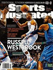 New Sports Illustrated 2015 Russell Westbrook No Label OKC Thunder No Label