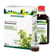 Schoenenberger Brennnesselsaft (bio) 3x200 Ml
