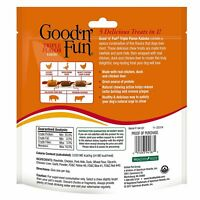 Good 'n' Fun Triple Flavor Kabobs Rawhide Dog Chews 24 Oz. 36 Count Pet Treats