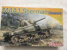 """1/72 Dragon 7273: M4A1 Sherman """"Normandy"""""""